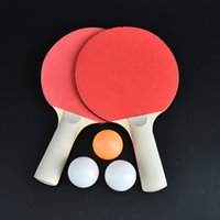 novelty child dual table tennis pingpong racket baby sports ...