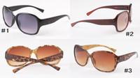 새로운 브랜드 선글라스 럭셔리 여성 패션 라운드 숙녀 빈티지 복고풍 브랜드 디자이너 특대 여성 스포츠 선글라스 조수 8013