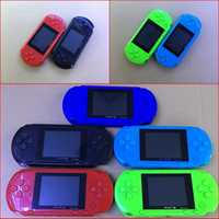 16 Bit PXP3 Retro Taşınabilir El Oyun Konsolu AV Kablosu Video Oyun Oynatıcı Çocuklar Çocuklar için
