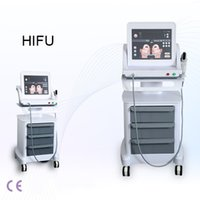 Hifu Machine 2018 High Intensity Focused Ultrasound Face Lift Hifu Machine Hifu Face Lift Ultrasound 5 Cartridge