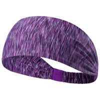 Women Cotton Knotted Turban Head Warp Hair Band Wide Elastic...
