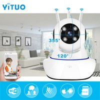 Wireless Surveillance PTZ Camera HD 720P mini CCTV IP Camera...