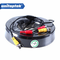 4Pcs lot 50M 165Ft Video Power CCTV Cable BNC and DC Use For...