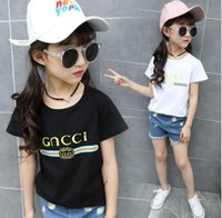 high- quality new GNCC children clothing girls T- shirt large ...