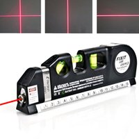 Pro Measuring Tape Tools Infrared Laser Level Ruler Horizont...