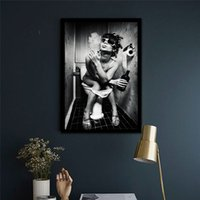 Oil Painting Printed On Canvas Colorful Wall Pictures For Li...