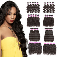 Wholesale Cheap Brazilian Peruvian Virgin Hair Body Wave Kin...