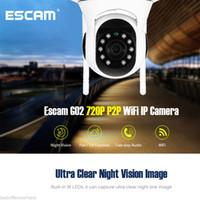 베이비 케어에 대한 ESCAM 미니 무선 IP 카메라 와이파이 HD 720P CCTV 보안 카메라 P2P 비디오 캠코더 IR 컷 두 오디오 나이트 비전