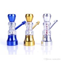 HoneyPuff High Quality Mini Hookah for Smoking Cigarette Met...