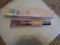 Nuovo marchio di trucco Concealer 2 Colore Correzione del colore Illuminazione della copertura completa Cream Concealer Light Medium DHL spedizione