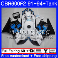 Body For HONDA CBR 600F2 FS CBR600RR CBR600 F2 91 92 93 94 1...