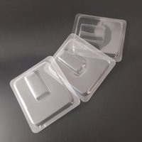 Logo personalizzato per CoCO vape pod Packaging al dettaglio Guscio di plastica Clutch Kit di avvio Vape portatile per cartucce Vapesoul OP8 Cialde Clear Clamshell