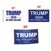 ورقة رابحة للعلم 2020 - حافظ على أمريكا عظيمة مرة أخرى راية ديكور الرئيس الولايات المتحدة الأمريكية