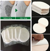 Armpits Sweat Pads para juntas debajo del brazo de Sweat Absorbing Pads for Armpits Linings Disposable Anti Sweat Stickers 2pcs = 1pairs DHL
