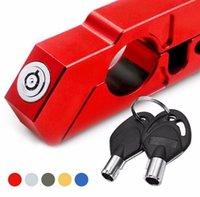 Handlebar Lock Scooter Brake Security Theft Protection For M...