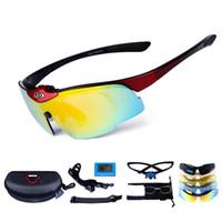 3e18267dd87725 Coupe-vent lunettes de cyclisme polarisées Outdoor Fishing Moutain Vélo de  route VTT Vélo Lunettes