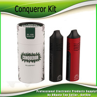 Original Hugo Vapor Conqueror Vaporizer Kit 2200mAh Battery ...