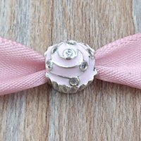 Authentic 925 Sterling Silver Beads Sweet Cupcake Charm Fits...