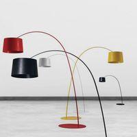 Современная Рыбалка Парабола Торшер выставка мебели Light Home Hotel Освещение Декор Постоянный светильник FA008