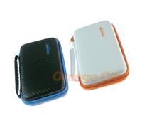 Estuche portátil EVA Paquete Bolsa de almacenamiento para el nuevo 2DS XL / LL NUEVO 2DSXL 2DSLL W / Free Protector de pantalla Stylus