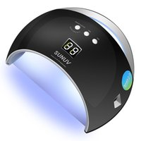 SUN6 48W Nail Dryer New Style Portable UV Lamp For Drying Un...
