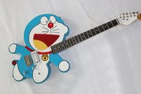 Doraemon Cartoon Children Electric Guitar with Rosewood Fing...