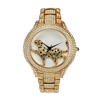 Miss Fox Full Diamond Best Womens Watch Brands Fashion Carte...