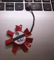 Оптовая продажа: оригинальный ATI PLD05010S12HH диаметр вентилятора 45 мм 32 мм 0.25 A Шаг 12 В 2 линии видеокарты вентилятор