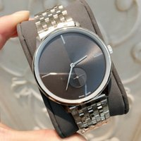 Fashion Man Women Steel Watch silver color Luxury Lady Wrist...