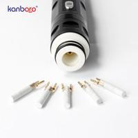 100% de remplacement tige de chauffage céramique pour enail 510 ongles vaporisateur eCube