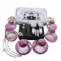 Nouvelle pompe à lait électronique Bust Enhancer Équipement de beauté efficace du sein