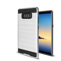 Cepillado duro defensor Defender Funda de silicona para Samsung Glaxy Grand 2 G7106 Nota 8 3 4 5 7 Nota Borde E5 E7 J1 J100 On5 On7 Funda Funda Funda