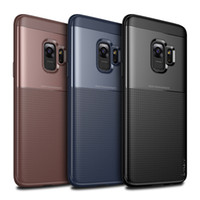 iPaky Case For Samsung S9+ S9 Plus Back Cover S9 PC+ TPU Drop...