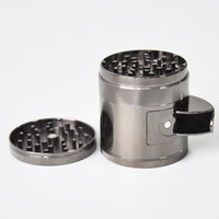 High Qualiy 4 layers 63mm*66mm Herb Grinders Tobacco Grinder...