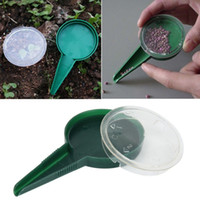 조정 가능한 크기 보충기 5 가지 설정으로 초목 파종기 초보 절취 기 모돈 파종기 파종기 원예 도구