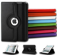 Rotating Case For Apple iPad Air 1 2 Flip Litchi Leather Cov...