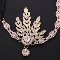 5pcs Art Deco 1920s Vintage Bridal Headpiece Costume Hair Ac...