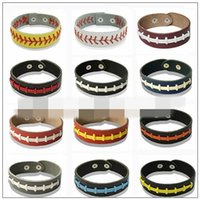 Gum For Bracelets Sport Seamed Leather Bracelets Herringbone...