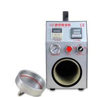 Mini Autoclave OCA Bubble Removing Machine per schermo LCD Compressore d'aria incorporato