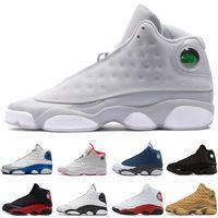 13 nuevos Alititude verdes zapatos de baloncesto de los hombres fantasma gato negro de Chicago criados Melo Clase de 2003 Hyper Real tamaño de la zapatilla de deporte deportes 8-13
