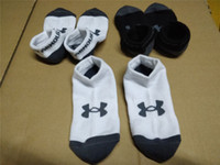 Brand Under Men' s Crew Ankle Socks Low Cut Short Sports...