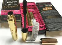 HOT Makeup faced black Mascara Better than false lashes Extr...