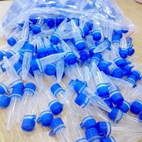 100 adet Plastik Test Tüpleri Mikrosantrifüj Tüpü ile Snap Cap 1.5 ml laboratuvar Santrifüj Tüpleri Renkli kapaklar