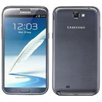 Оригинальный Samsung Galaxy Note 2 II N7100 Примечание2 5,5 дюйма Quad Core 2GB / 16GB Android смартфон GSM 2G 3G Восстановленное мобильный телефон