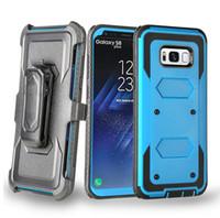 Custodia resistente per Samsung Galaxy J3 J7 2018 2017 2016 2015 J710 J1 J120 J510 A310 A510 Prime ON7 ON5 ON7 G530 Copertura posteriore di guscio di armatura