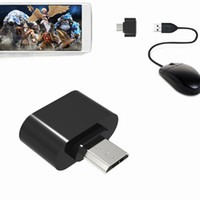 Micro USB до USB2.0 Расширение адаптера USB2.0 флэш-накопитель USB OTG адаптер преобразователь на микроадаптер Micro USB