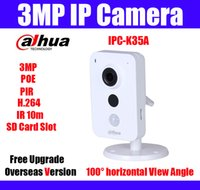 IPC- K35A 3MP K Series PoE Network Camera H. 264 POE SD Card S...