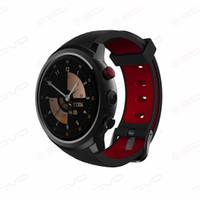 SOVO SF18 Elektronik Smart Uhren Z18 Smart Uhr Android 5.1 Runde Bildschirm Herzfrequenz WiFi Bluetooth GPS dec11