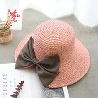 EPU- MH1872 2018 New female ladies Paper straw hat Sun Summer...