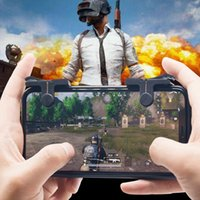 Newest Phone Gamepad Trigger for Knives out Rules of Surviva...